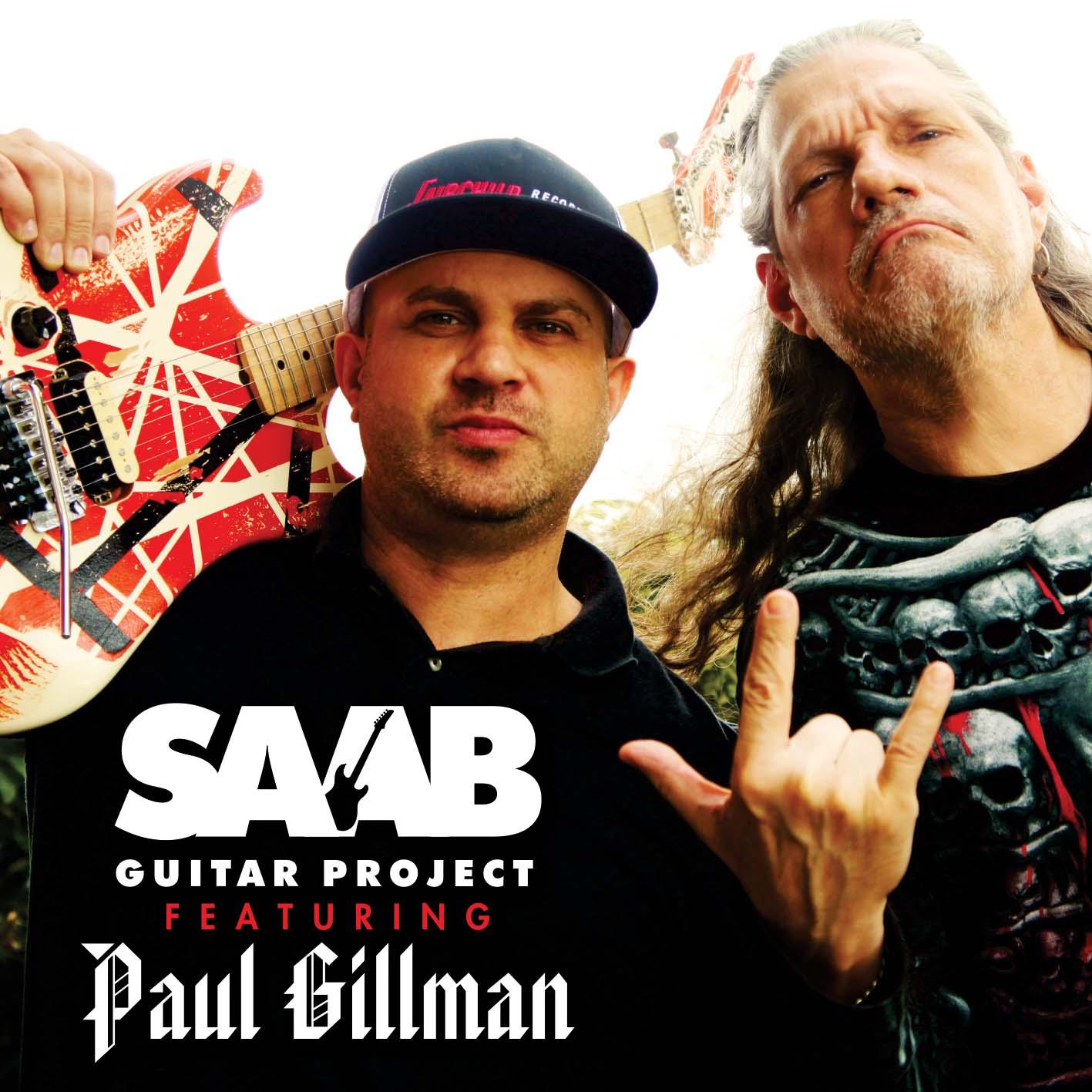 SAAB GUITAR PROJECT FEAT PAUL GILLMAN