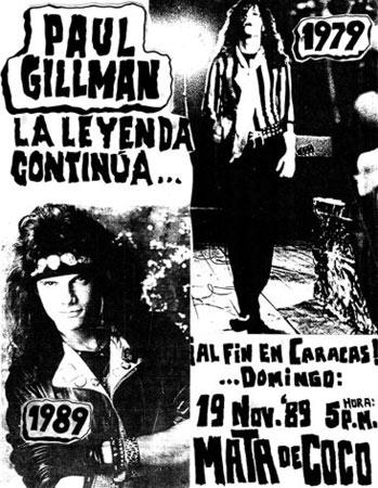 Concierto en Caracas (1989)