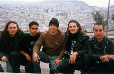 Gillman en Ecuador 2 (2001)