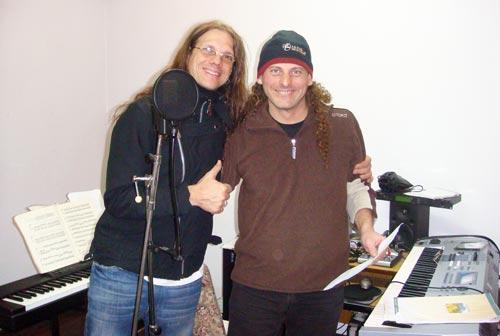 Paul Gillman en Argentina