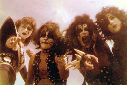 Tributo a Kiss 1 (1977)
