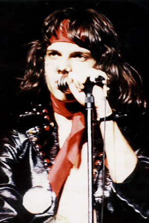 Paul Gillman en el Festival de Rock en el Poliedro