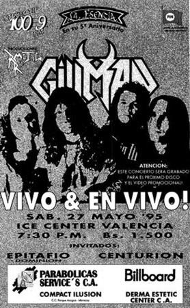 Vivo & en Vivo en Valencia (1995)