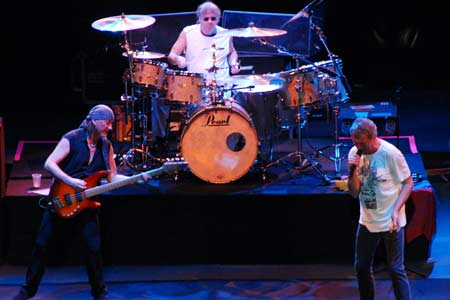Deep Purple en Caracas. Foto de evenpro.com