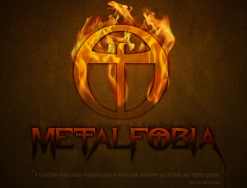 Metalfobia