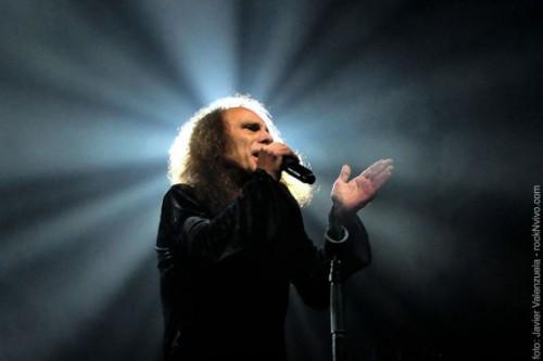 Ronnie James Dio Chile 2009 | Fotógrafo: Javier Valenzuela | http://rocknvivo.com