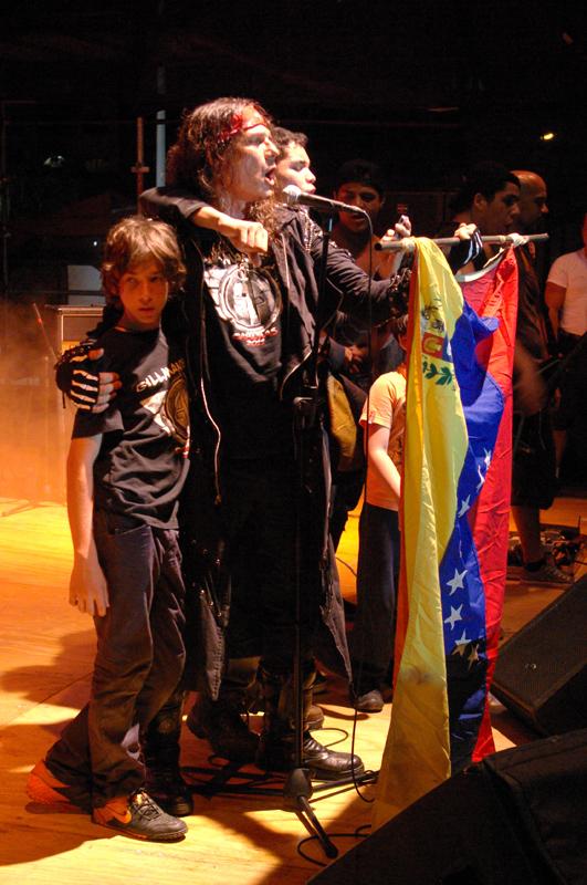 GILLMAN en Caracas