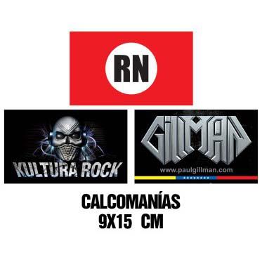 CALCOMANIAS