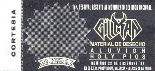 Gillman FRMRN (1996)