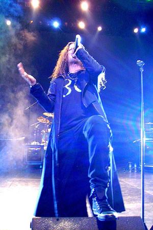 """Gillman celebró """"30 años de Rock"""" en Bogotá"""