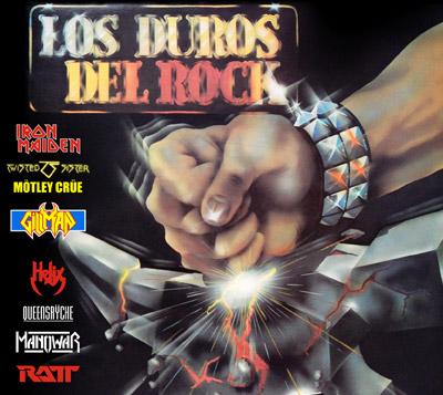 Los duros del Rock