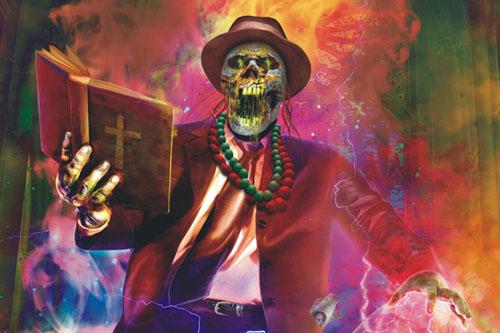 El Curandero | Gillman 2011