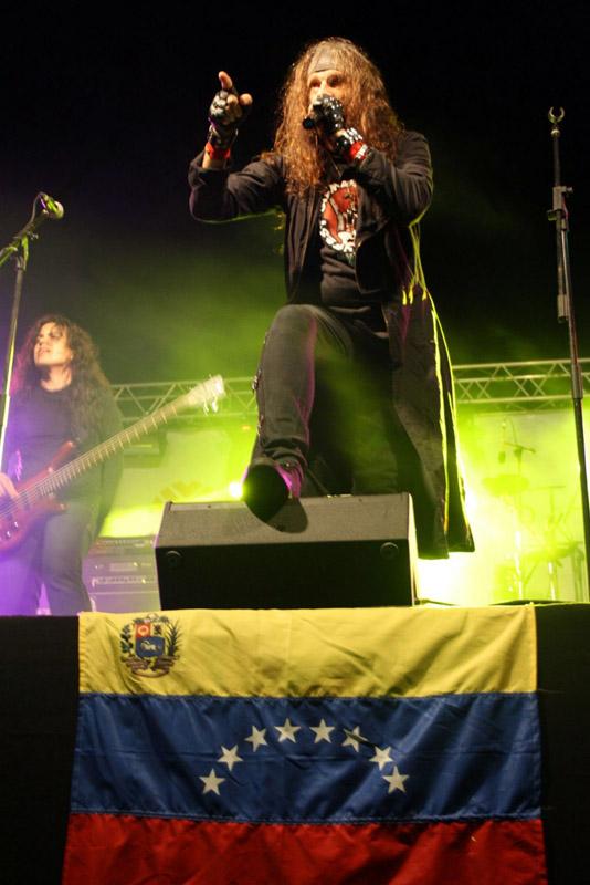 GILLMAN en vivo en Paraguaná, Estado Falcón