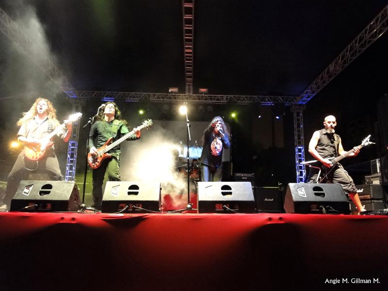 GILLMAN en vivo en Zulia